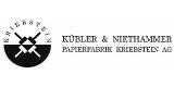 Logo Kübler & Niethammer Papierfabrik Kriebstein GmbH