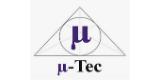 Logo µ-Tec GmbH